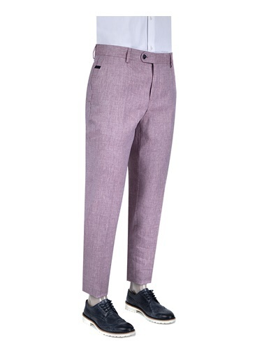 Tween Klasik Pantolon Mürdüm